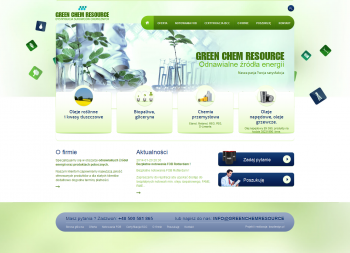 Green Chem Resource